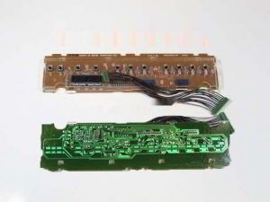 018060385 КЛАВИАТУРА TD77A н.108060385 (8108559)