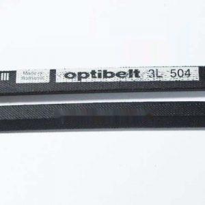 104497 РЕМЕНЬ ПРИВОДНОЙ 3L 504 1250 мм OPTIBELT зам. WN209