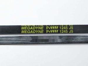194417 РЕМЕНЬ ПРИВОДНОЙ 1245 J5 1235 мм MEGADYNE (альтернатива 651009063