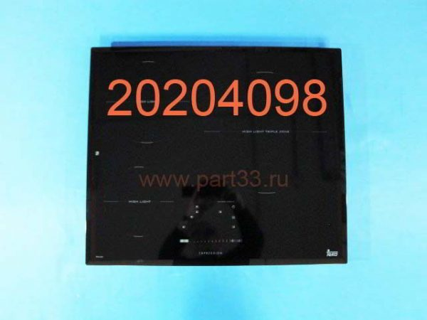 20204098 РАБОЧИЙ СТОЛ СТЕКЛОКЕРАМИКА 600x510 мм TRX 635 (+61601157 - 4шт