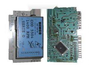 42082 ЭЛЕКТРОННЫЙ МОДУЛЬ REMCO-5504 800-1000-1200-1400 RPM