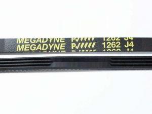 58973 РЕМЕНЬ ПРИВОДНОЙ 1262 J4 1250 мм MEGADYNE SOLE/INDESCO/SIEMENS